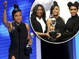 Taraji P. Henson dominates NAACP Image Awards with wins