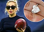 Lady Gaga returns ring to Taylor Kinney