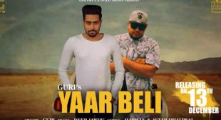 Yaar Beli Sung by Guri