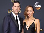 David Schwimmer and wife Zoe Buckman 'taking time apart'