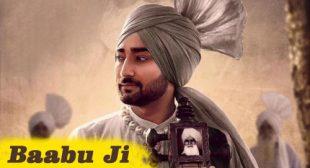 Babu Ji Lyrics – Ranjit Bawa