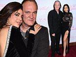 Quentin Tarantino engaged to Israeli singer Daniella Pick