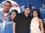 Rob Kardashian claims ex Blac Chyna had threesomes