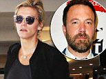 Ben Affleck's girlfriend Lindsay Shookus jets out of LA