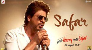 Safar Song by Pritam