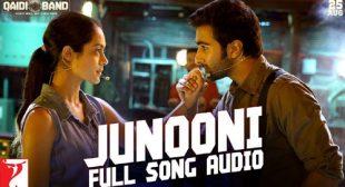 Get Junooni Song of Movie Qaidi Band