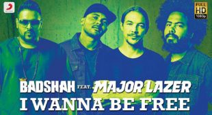 Badshah Song I Wanna Be Free