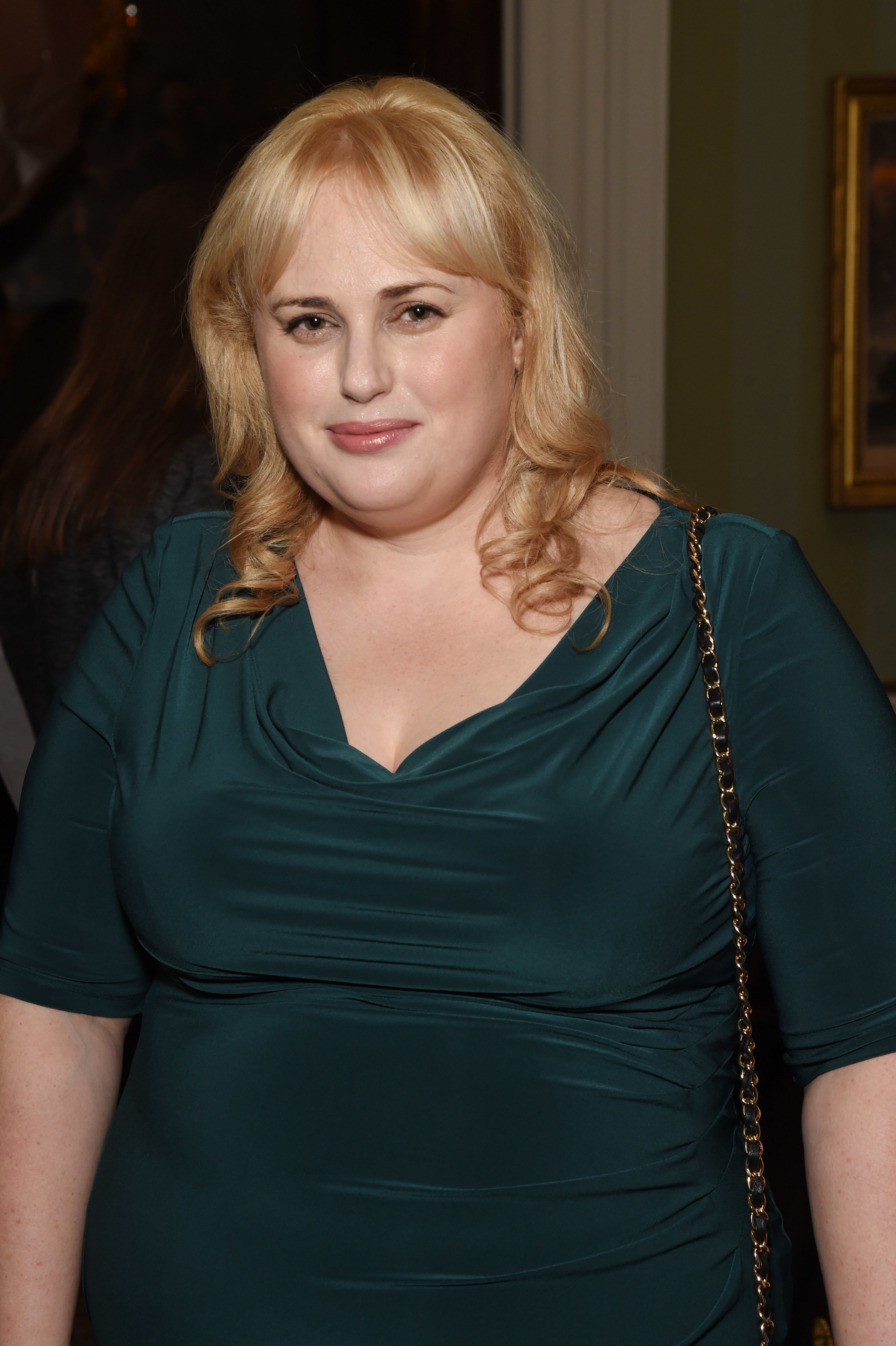 Rebel Wilson Accuses Unnamed Male Star Of 'Disgusting' Sexual Misconduct