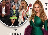 Beyonce didn't trust Jay Z but Blue Ivy kept them together