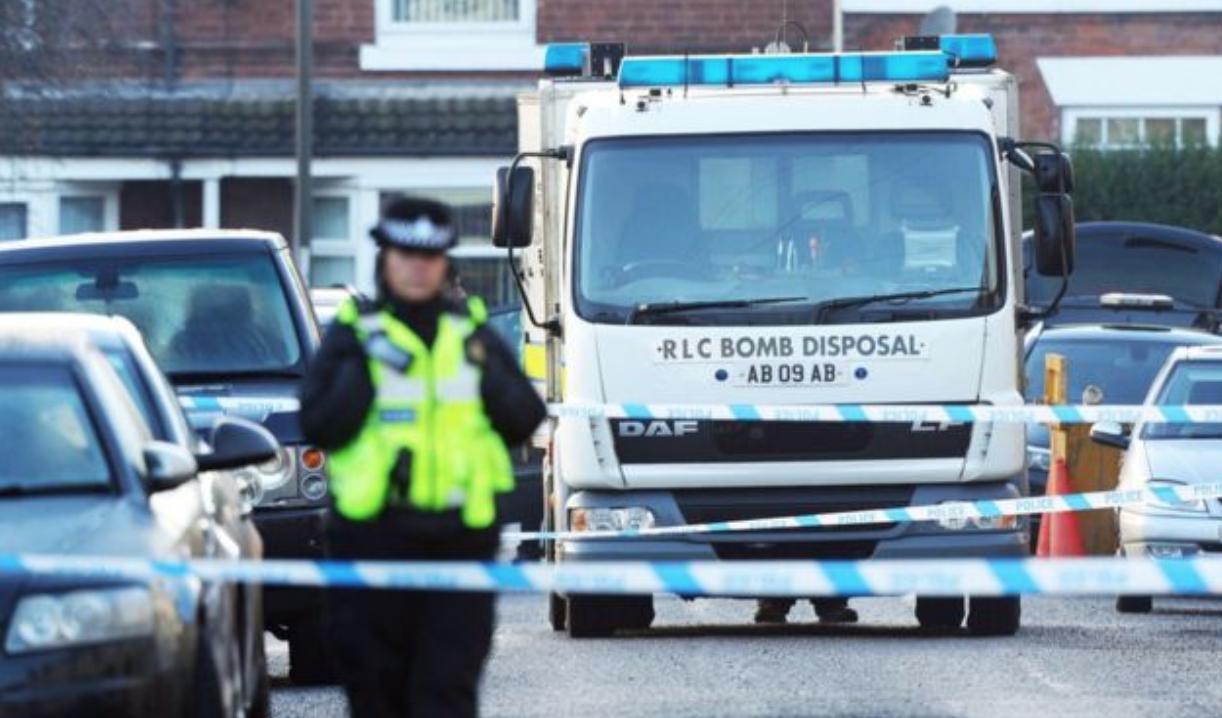 Fifth Suspect Arrested Over 'Terror Attack Plot'