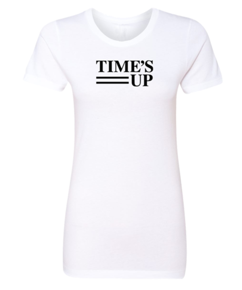 'Time's Up' Is A Unifying Movement – Can Lingua Franca's £282 Slogan Jumpers Be A Part Of That?