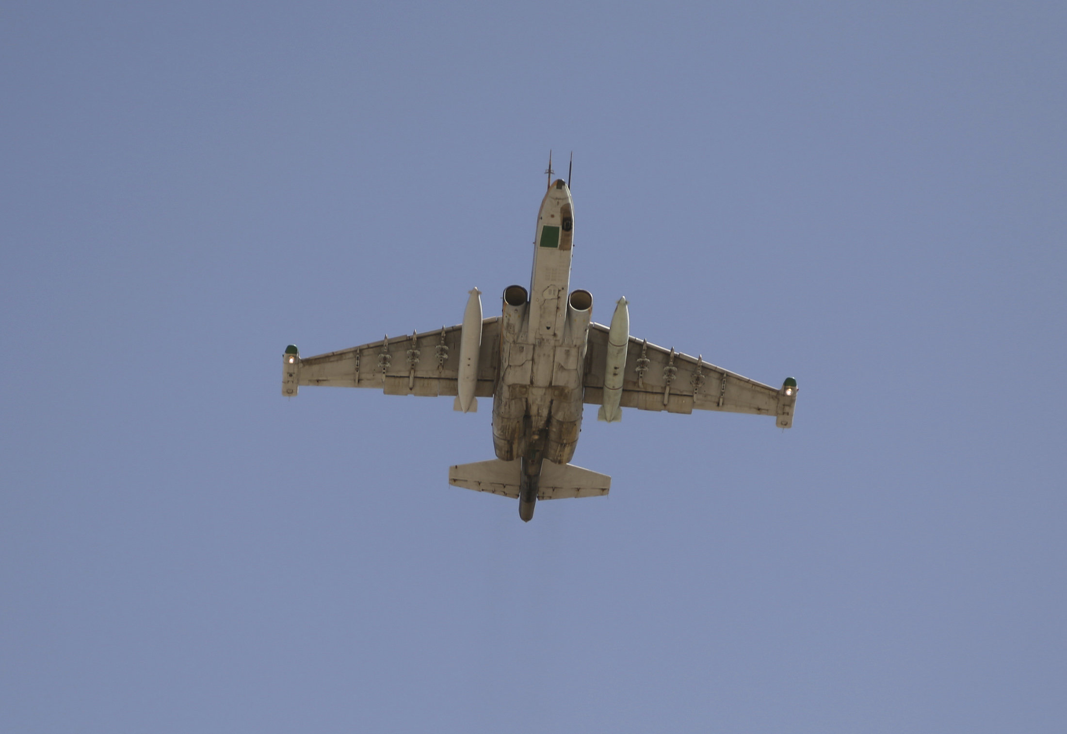 Russian Jet Downed By Syrian Rebels Captured In Fiery Video
