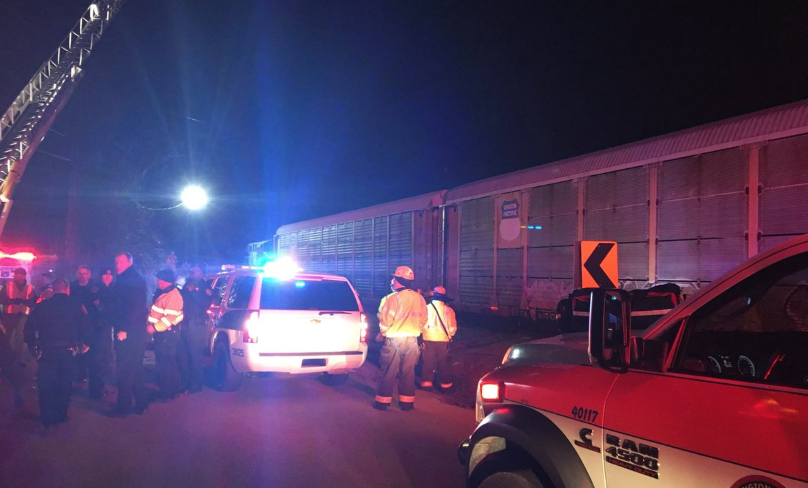 South Carolina Train Crash – At Least Two Dead, 50 Injured, Reports Say
