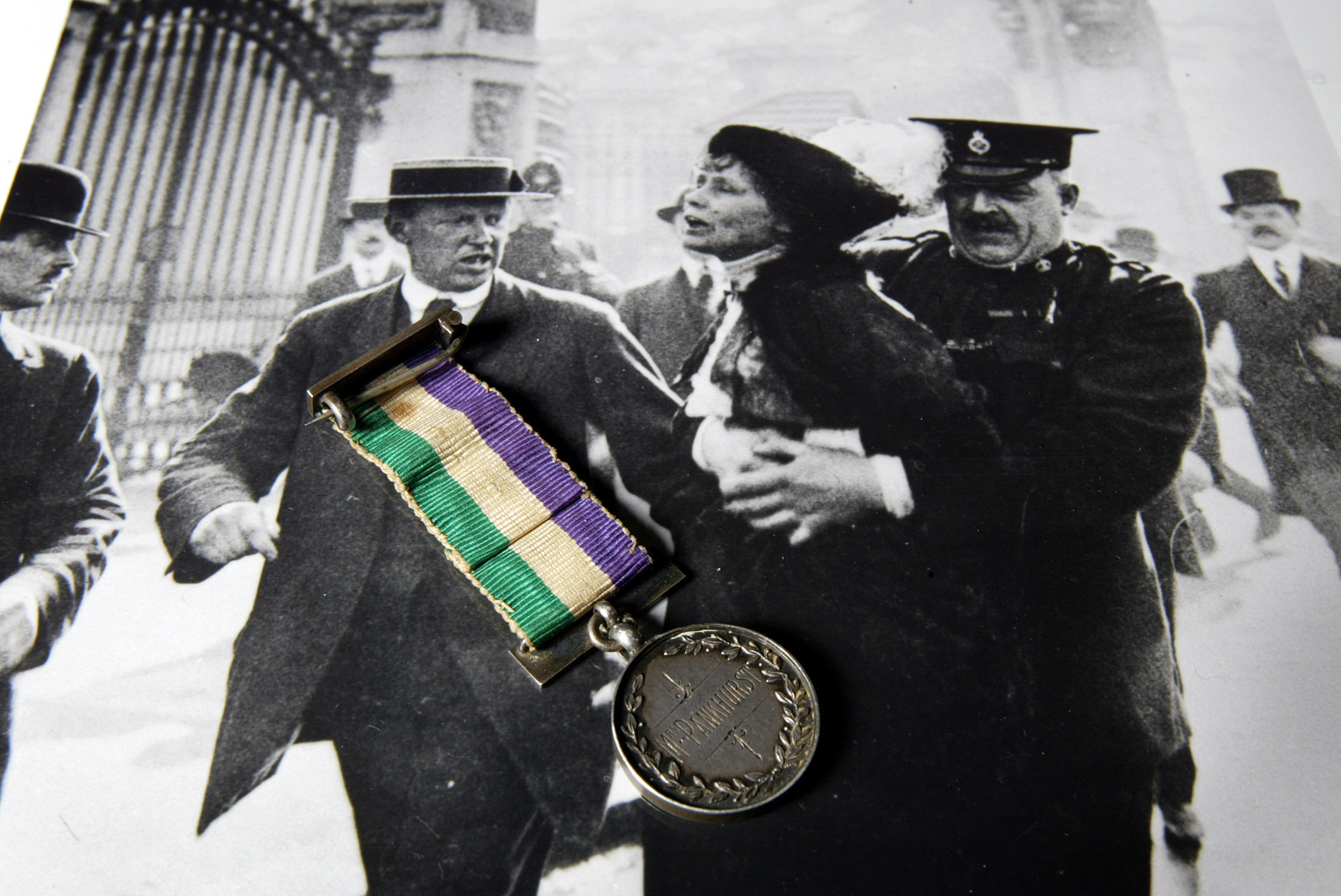 My Great-Grandmother Emmeline Pankhurst Marched 100 Years Ago – And I'm Still Marching Today