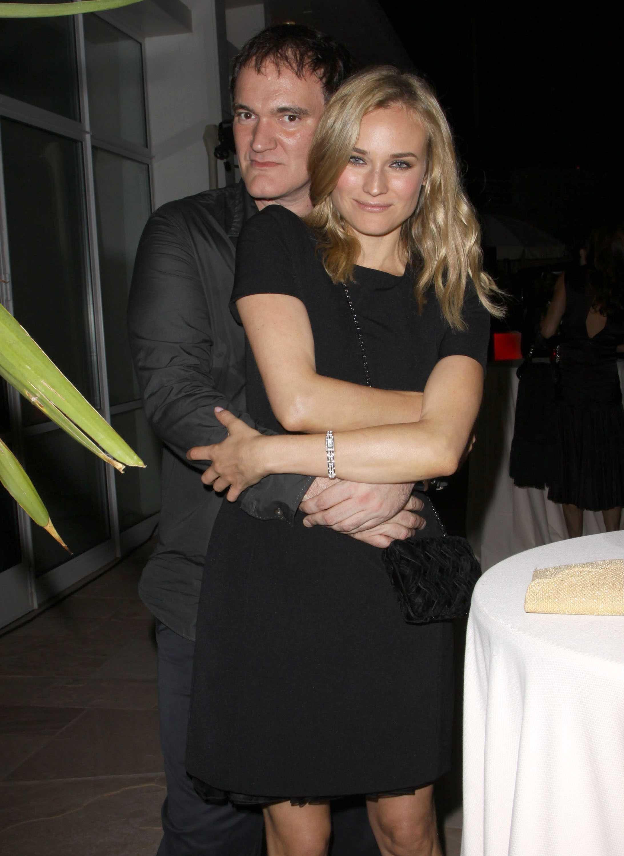 Diane Kruger Defends Quentin Tarantino After 'Inglourious Basterds' Choking Interview Resurfaces