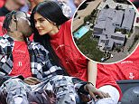 Kylie Jenner 'does not live with baby daddy Travis Scott'