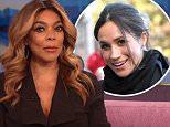 Wendy Williams dubs Meghan Markle a 'random princess'