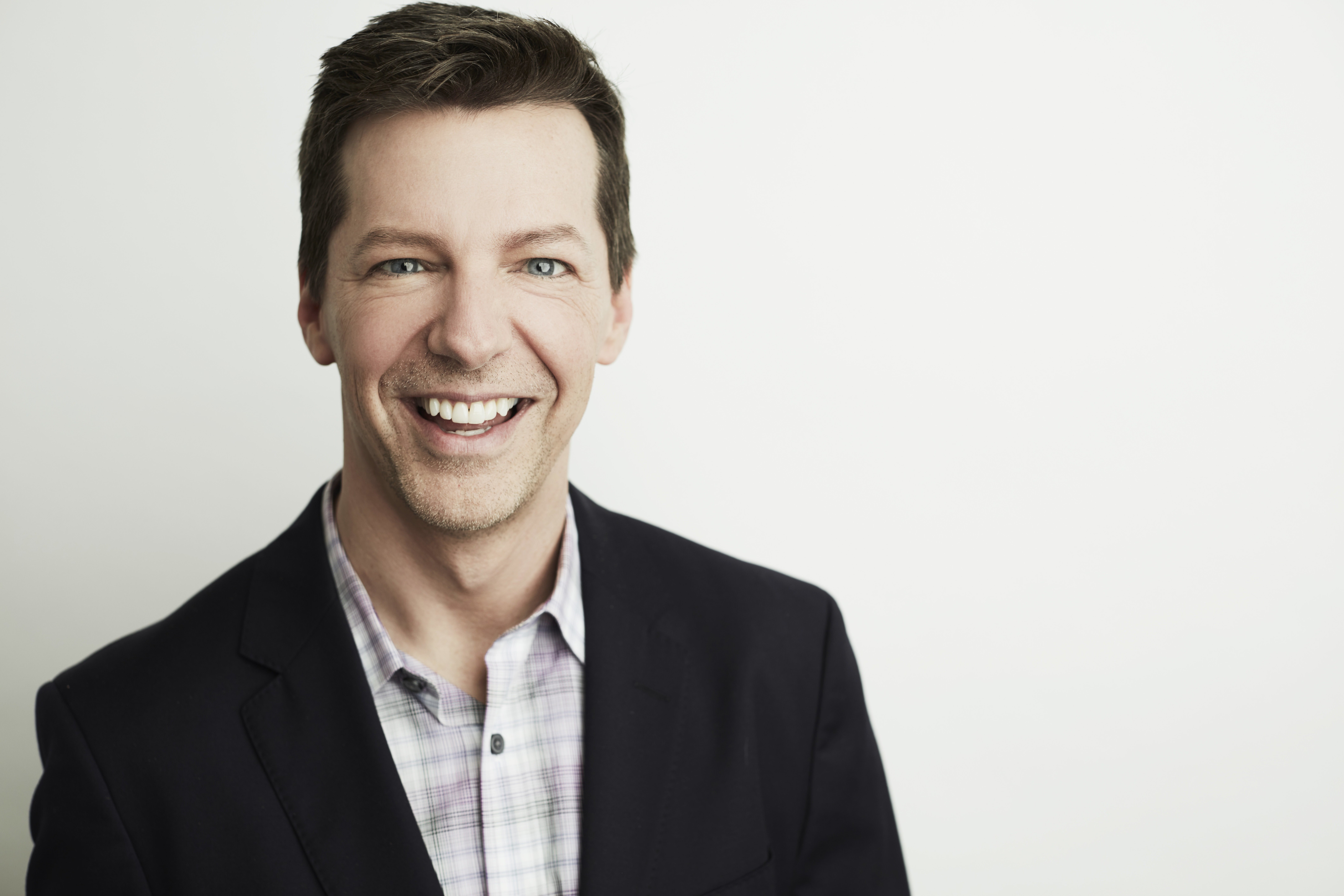 'Will And Grace' Actor Sean Hayes Dismisses Argument Jack McFarland Plays Up To Stereotypes (EXCLUSIVE)