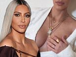 Kim Kardashian announces lipstick line