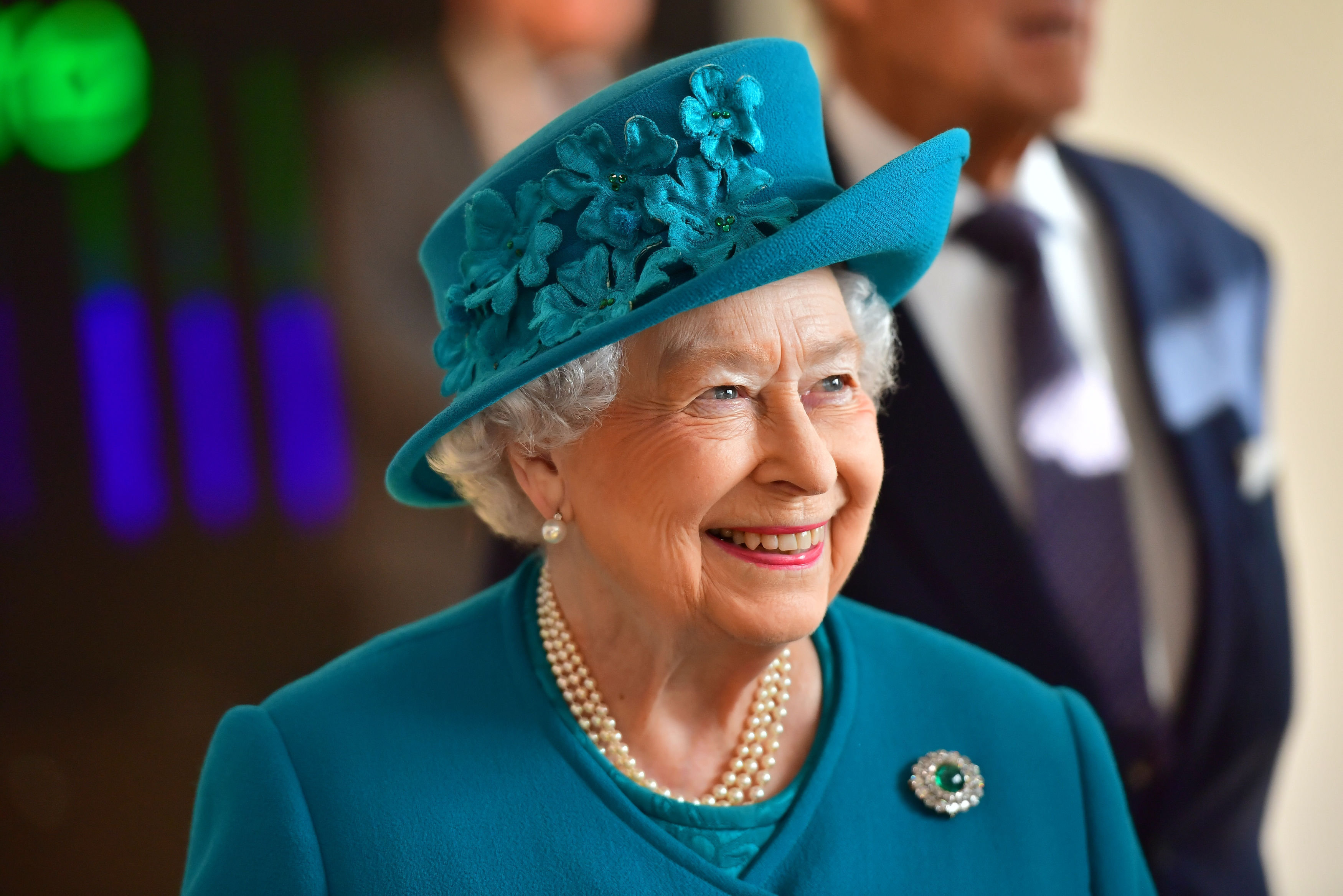 The Queen Backs Plans To Reduce The Use Of Plastics At Royal Residences