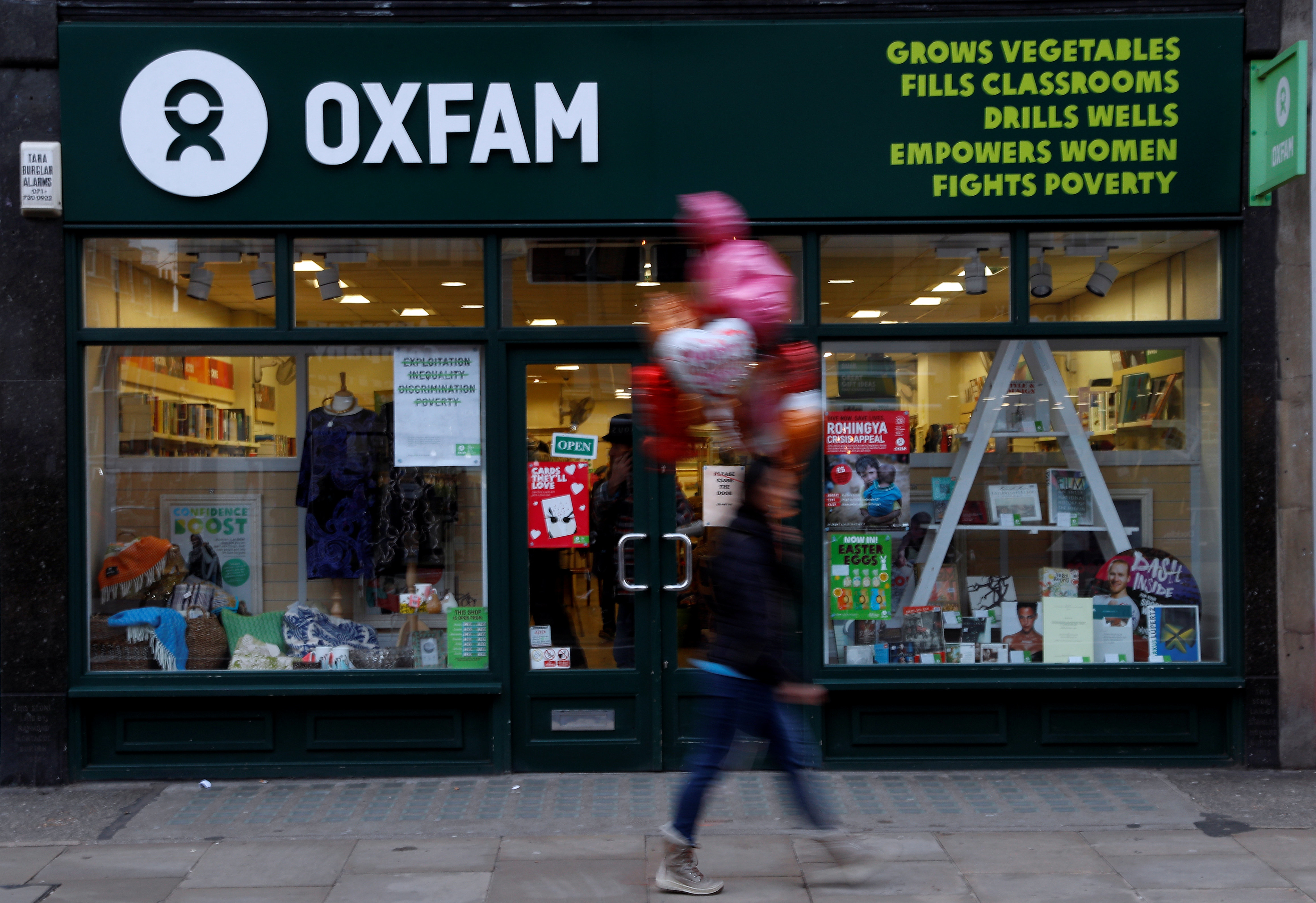 Oxfam Faces Inquiry Over Haiti Claims As Whistleblower Alleges Abuse In UK Shops