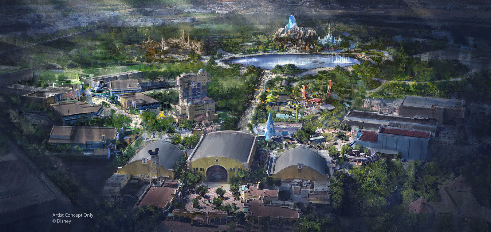 Disneyland Paris Is Undergoing A Huge Expansion And It Sounds Magical