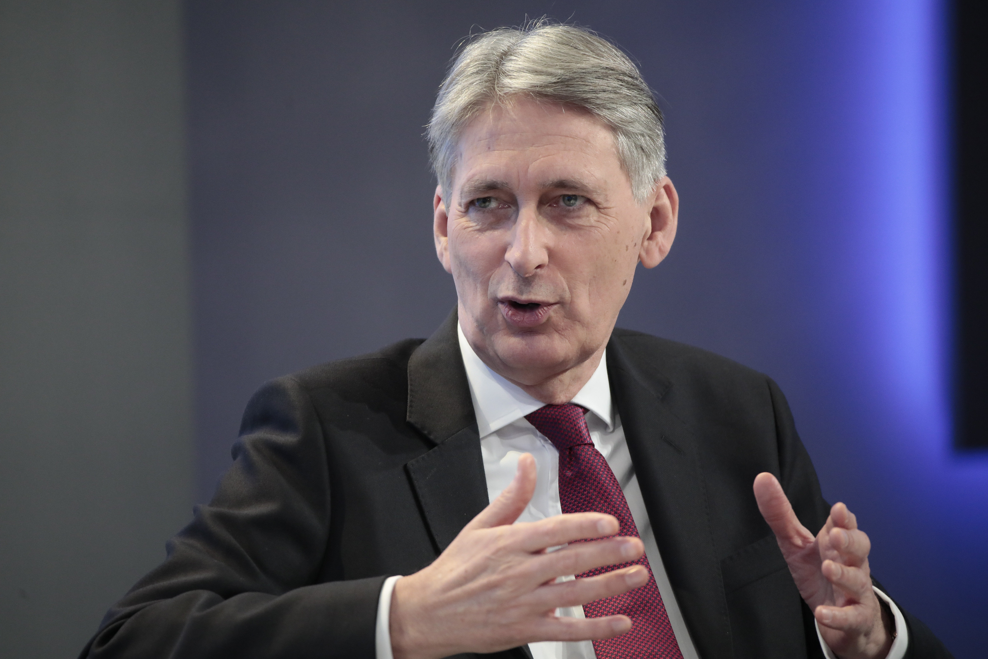 Philip Hammond's Own Council Warns It Is Facing 'Cash Crisis'