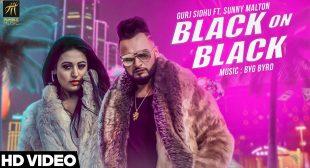 BLACK ON BLACK LYRICS – Gurj Sidhu feat. Sunny Malton