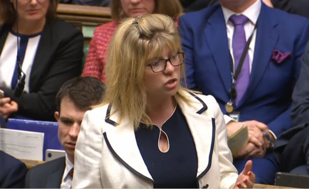 Tory Vice-Chair For Women Demands Debate On UK Abortion Laws