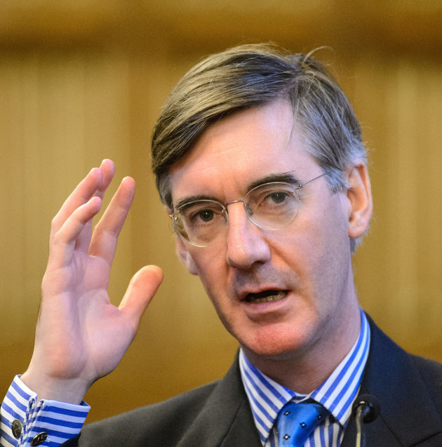Jacob Rees Mogg Admits Error Over Jeremy Corbyn's Voting Record