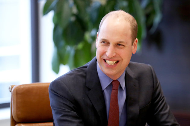 Prince William Reveals Royals Feel 'Responsibility' To Provide Mental Health Support