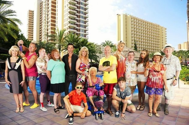 'Benidorm' Creator Laughs Off Claims The Sitcom Is Being Axed