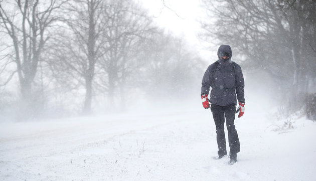 End To Widespread Freezing Conditions But More Snow Expected In The North
