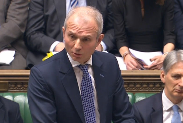 Tory MPs Should Not Get Free Vote On Brexit Deal, Says David Lidington