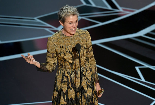 Oscars 2018: Frances McDormand Asks Women Nominees To Stand With Her In Powerful Speech