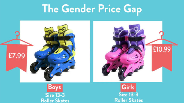 Retailers Respond To Claims They Charge Different Prices For Gendered Toys And Clothes