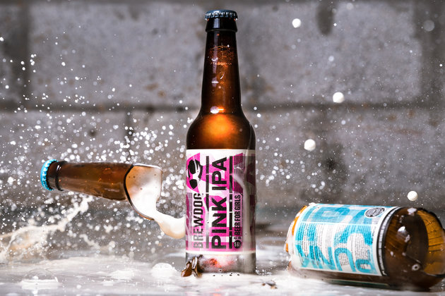 BrewDog's 'Pink IPA' For Women Is Dividing Public Opinion