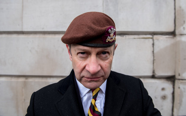 Henry Bolton Has Set Up His Own Party Because Of Course He Has