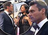 Ryan Seacrest takes major hit in Academy Awards red carpet ratings