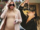 Khloe Kardashian now 'eating like a beast' during pregnancy