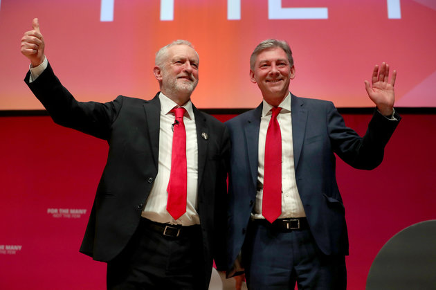 Jeremy Corbyn Locked In Brexit Row With Pro-EU Arm Of Scottish Labour