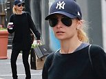 Nicole Richie enjoys a day at the Glendale mall with her two kids