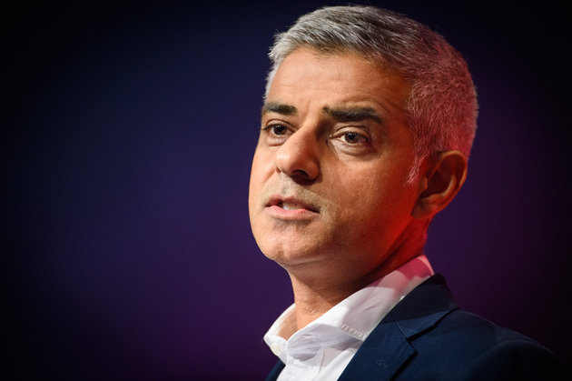 Sadiq Khan Reveals Online Death Threats And Racist Abuse Received Since Becoming Mayor Of London