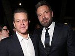 Matt Damon and Ben Affleck will put inclusion riders in contracts