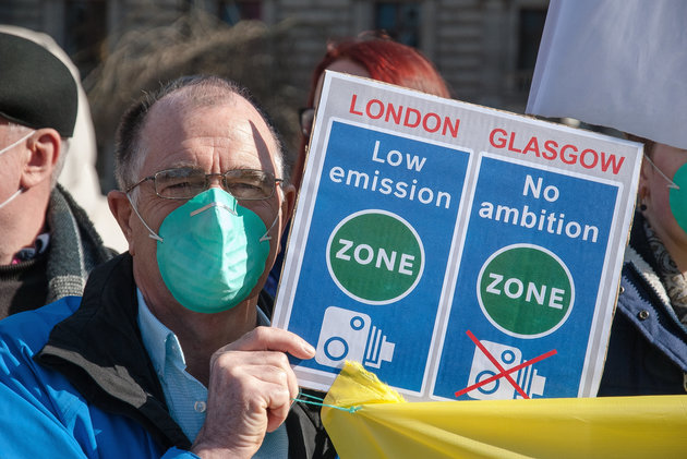 Environment Experts Quit Scottish Air Pollution Body