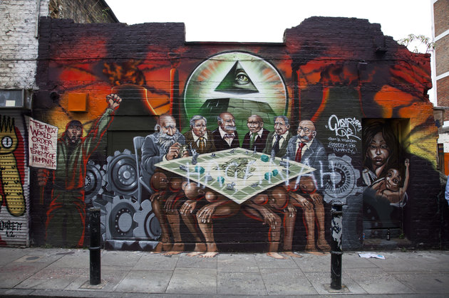 Jeremy Corbyn 'Does Not Have Anti-Semitic Bone In His Body,' Ally Says As Mural Row Engulfs Labour