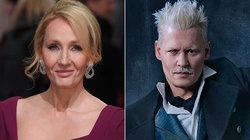 J.K. Rowling Blames Liking Transphobic Tweet On 'Middle-Aged Moment'