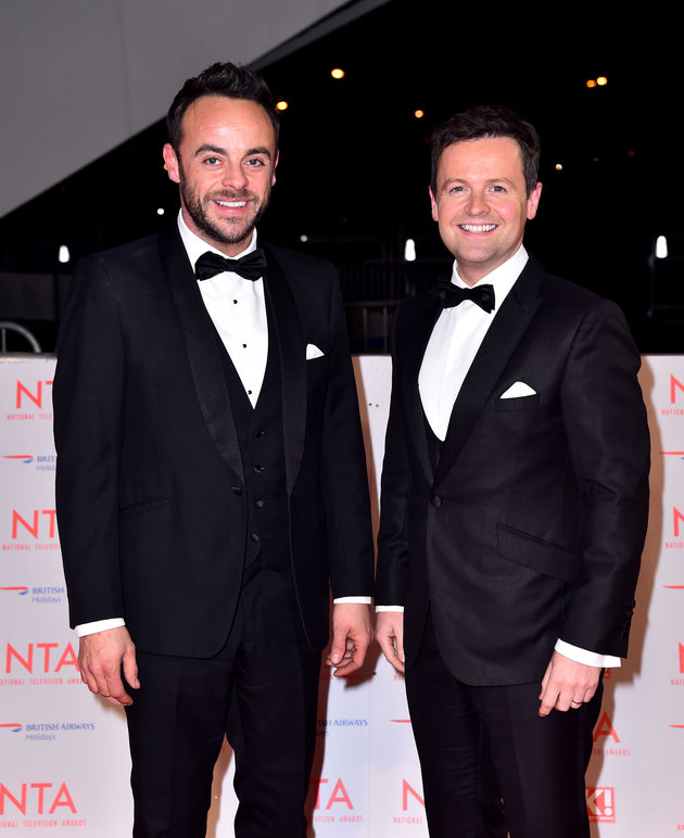 ITV Brands Claims Ant And Dec Will Be Replaced On 'I'm A Celebrity' 'Utter Nonsense'