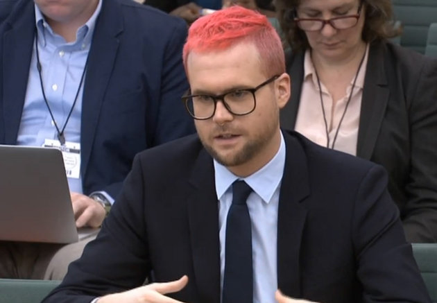 Christopher Wylie: It's Possible Facebook App Could Be Listening To You