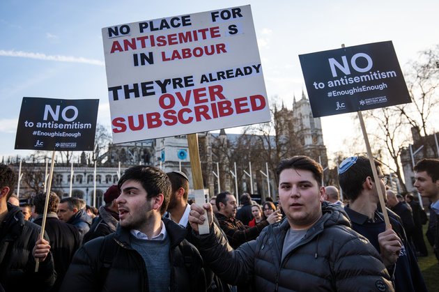 On Antisemitism, Corbyn Has Been Shameless And Incompetent